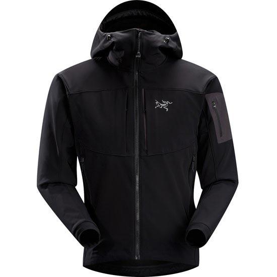 Arc'teryx Gamma Mx Hoody - Blackbird