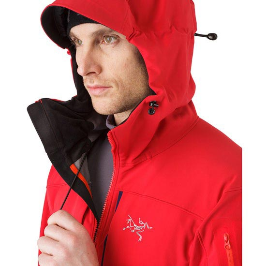 Arc'teryx Gamma Mx Hoody - Photo de détail