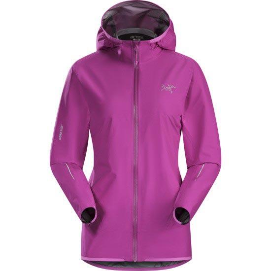 Arc'teryx Norvan Jacket W - Violet Win