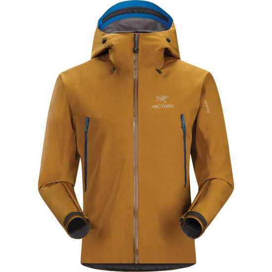 Arc'teryx Beta LT Jacket - Bourbon