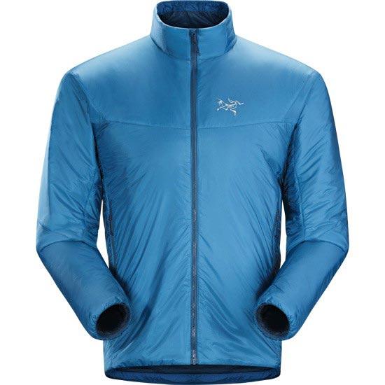 Arc'teryx Nuclei SL Jacket - Adriatic Blue