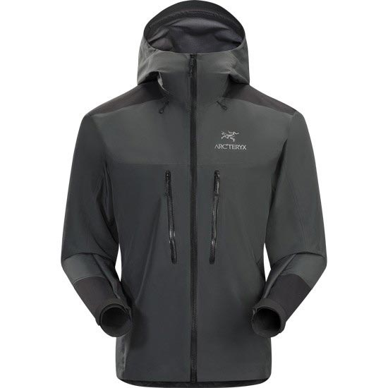 Arc'teryx Alpha AR Jacket - Graphite