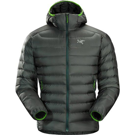 Arc'teryx Cerium LT Hoody - Nautic Green
