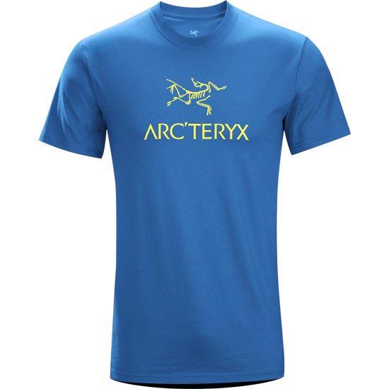 Arc'teryx Arc'word SS T-Shirt - Macaw