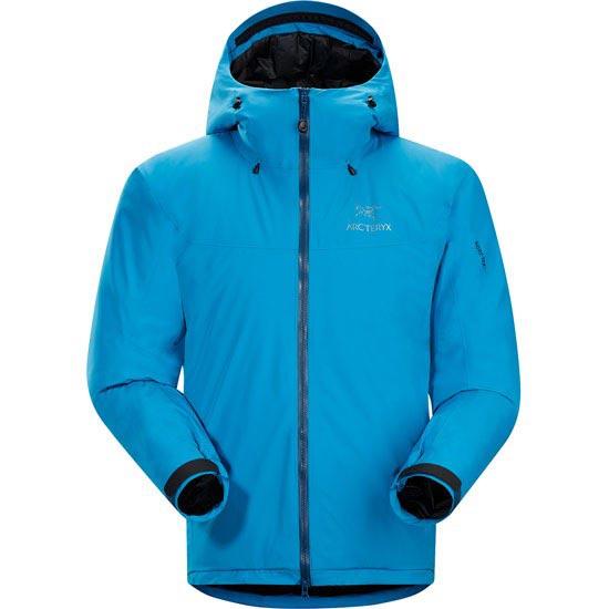 Arc'teryx Fission SL Jacket - Adriatic Blue