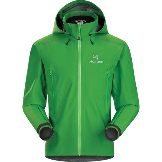 Arc'teryx Beta Ar Jacket - Hylidae