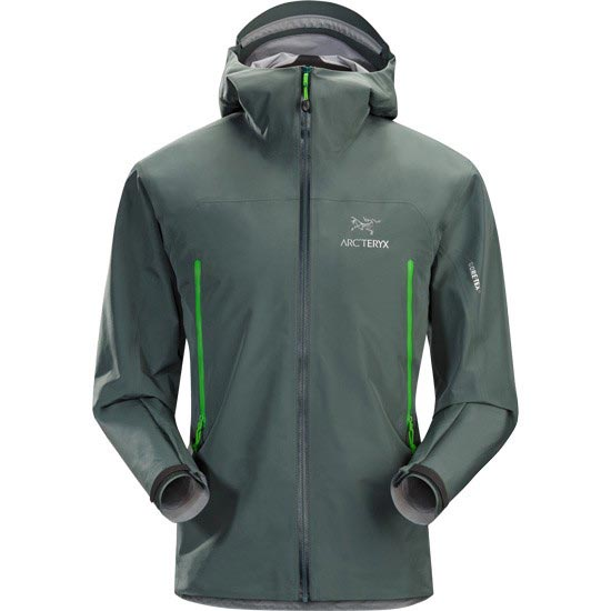 Arc'teryx Zeta LT Jacket - Nautic Grey
