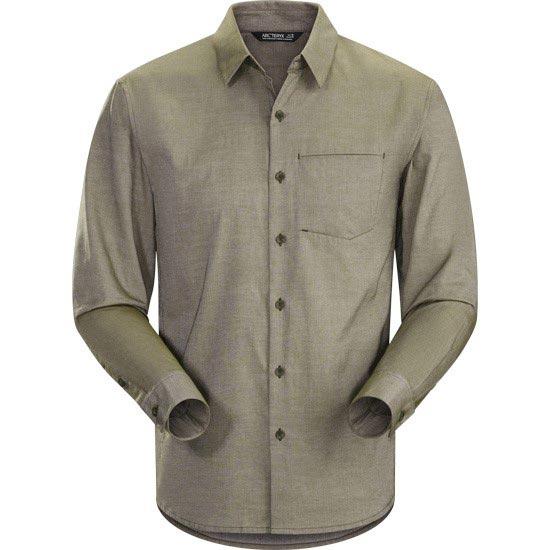 Arc'teryx Astute Ls Shirt - Dark Moss