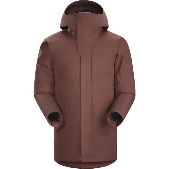 Arc'teryx Therme Parka - Redwood