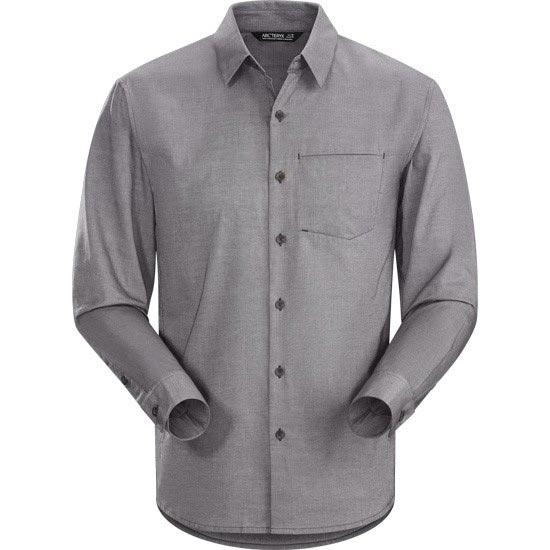 Arc'teryx Astute Ls Shirt - Magnet