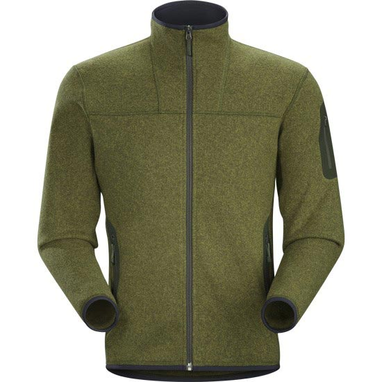 Arc'teryx Covert Cardigan - Dark Moss