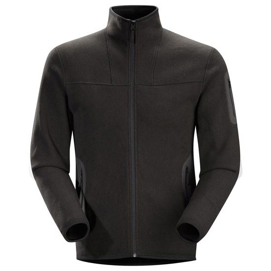 Arc'teryx Covert Cardigan - Black