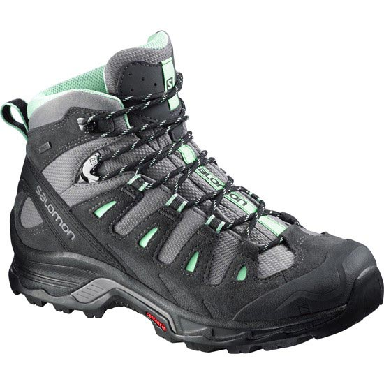 Salomon Quest Prime Gtx® W - Light Blue/Asphalt