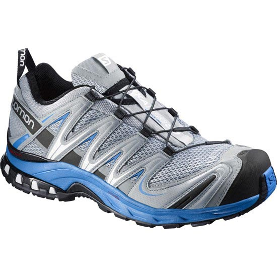 Salomon Xa Pro 3D - Light Onix/Bright Blue