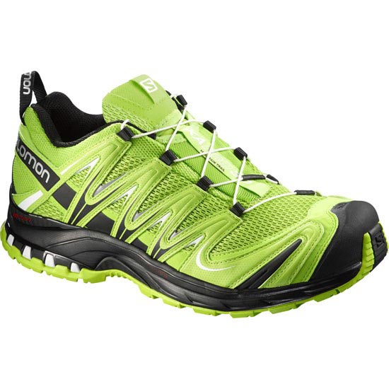 Salomon Xa Pro 3D - Green/Black/White