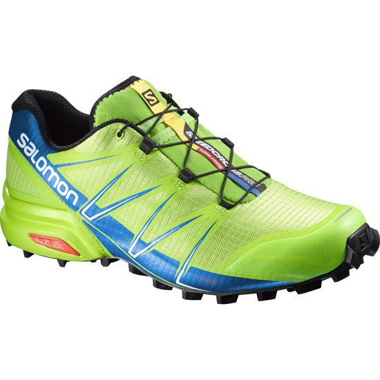 Salomon Speedcross Pro - Granny Green/Union Blue