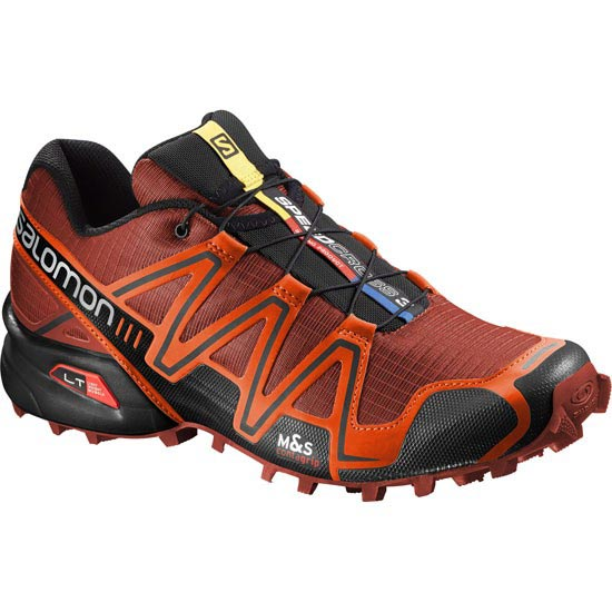 Salomon Speedcross 3 - Red Tomato/Red/Black
