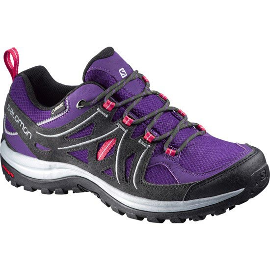Salomon Ellipse 2 Gtx® W - Cosmic Purple/Asphalt