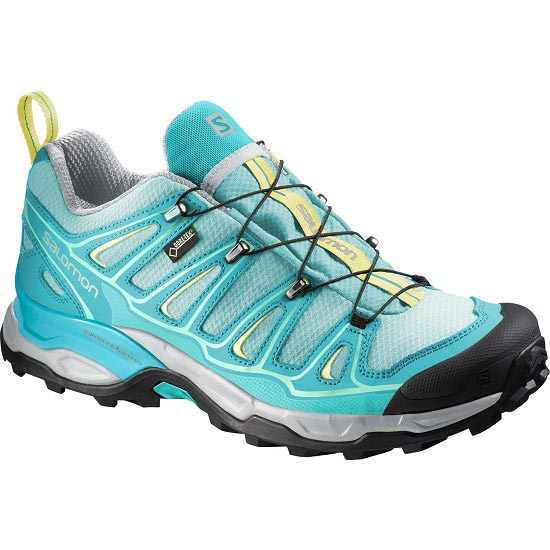 Salomon X Ultra 2 Gtx W - Bubble Blue/Teal Blue