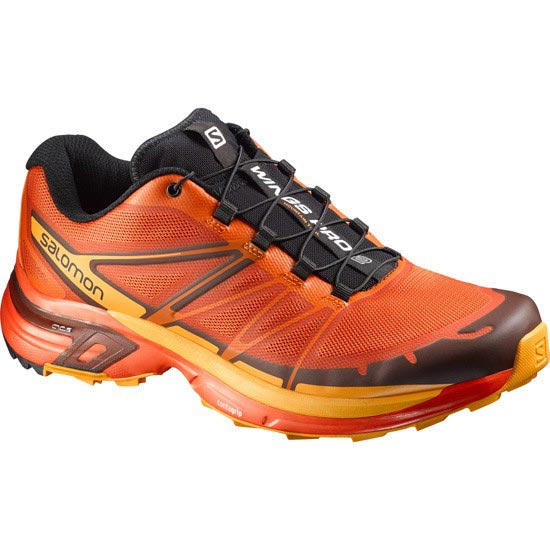 Salomon Wings Pro 2 - Tomato Red/Clementine