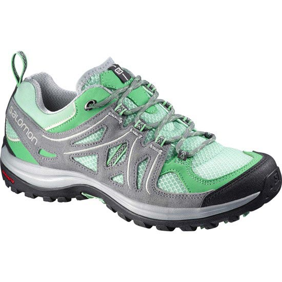 Salomon Ellipse 2 Aero W - Lucite Green/Pearl Grey