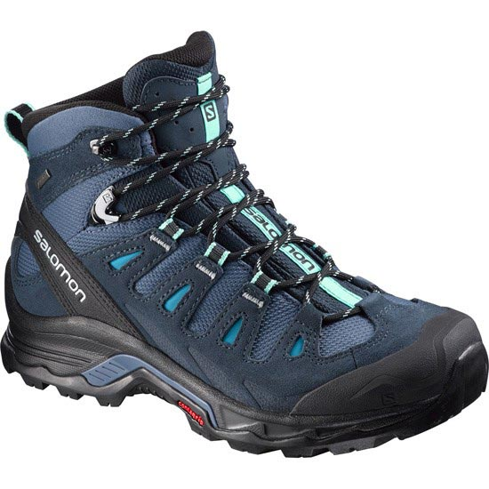 Salomon Quest Prime Gtx W - Slateblue/Deep Blue