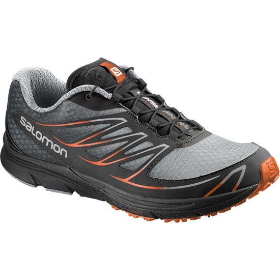 Salomon Sense Mantra 3 - Aluminiun/Black