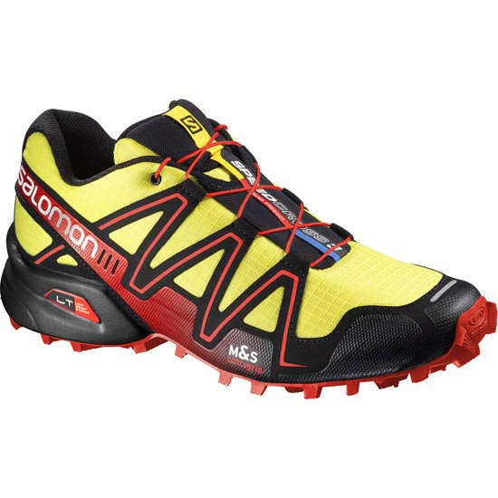 Salomon Speedcross 3 - Corona Yellow/Black