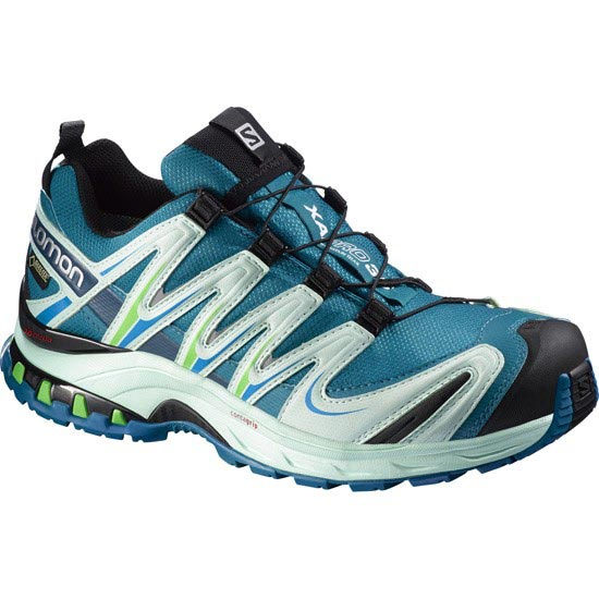Salomon Xa Pro 3D Gtx W - Fog Blue/Igloo Blue