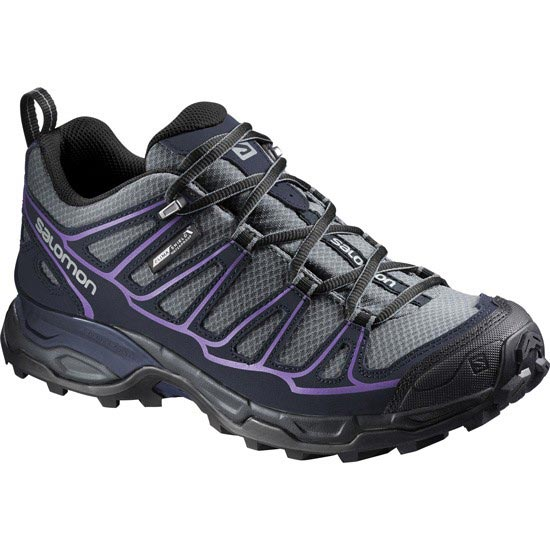 Salomon X Ultra Prime W - Grey/Deep Blue