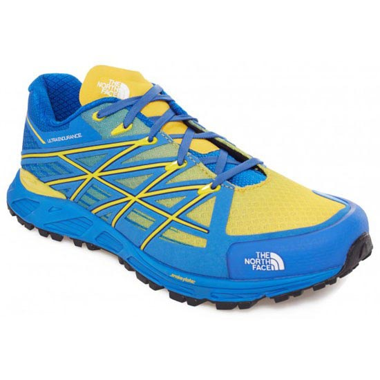 The North Face Ultra Endurance - Blue Quartz / Freesia Yellow