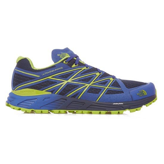 The North Face Ultra Endurance - Cosmic Blue/Macaw Green