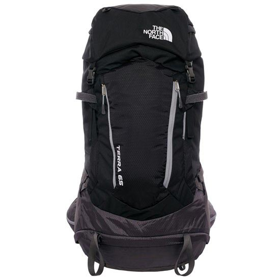 The North Face Terra 65 - TNF Black/Asphalt Grey
