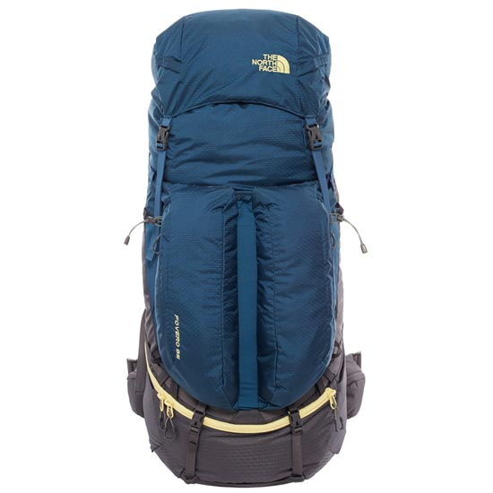 The North Face Fovero 85 L/XL - Monterey Blue/Goldfinch Yellow