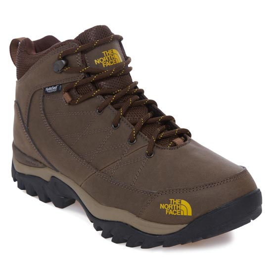 The North Face Storm Strike WP - Slate Grey/Leopard Yellow