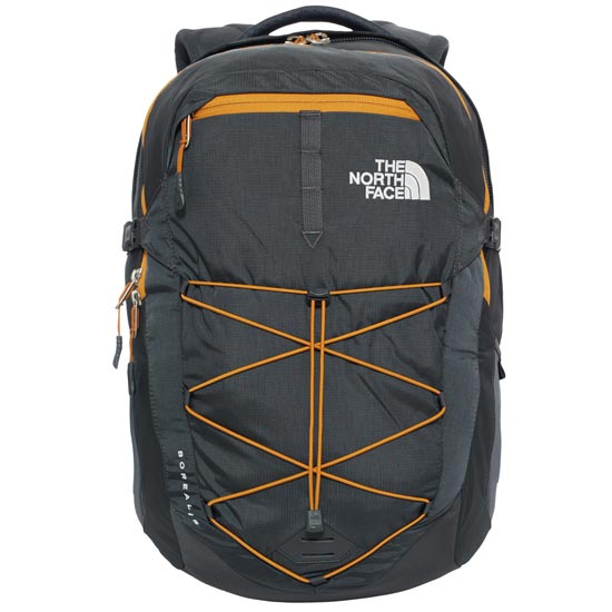 The North Face Borealis - Asphalt Grey/Citrine Yellow