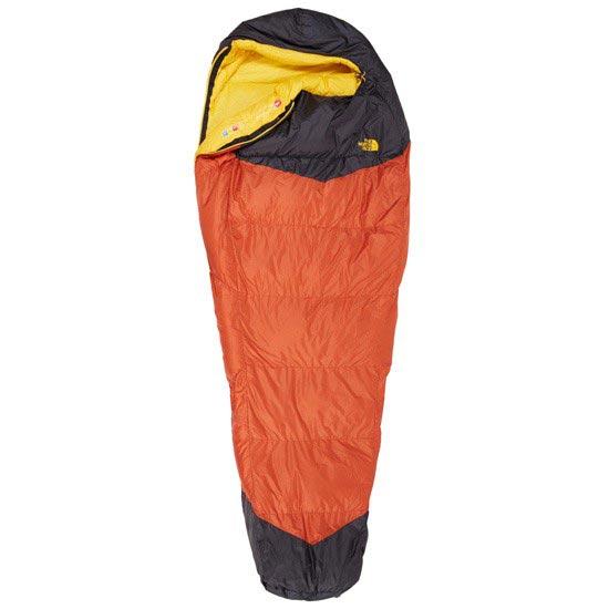 The North Face Gold Kazoo - Orange Rust/Asphalt Grey