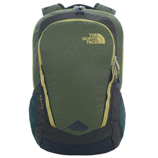 The North Face Vault - Terrarium Green Emboss/Lemongrass Green
