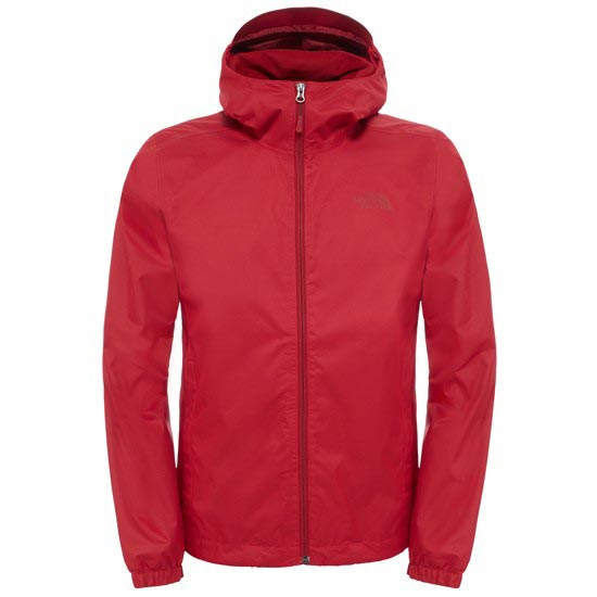The North Face Quest Jacket - TNF Red Heather