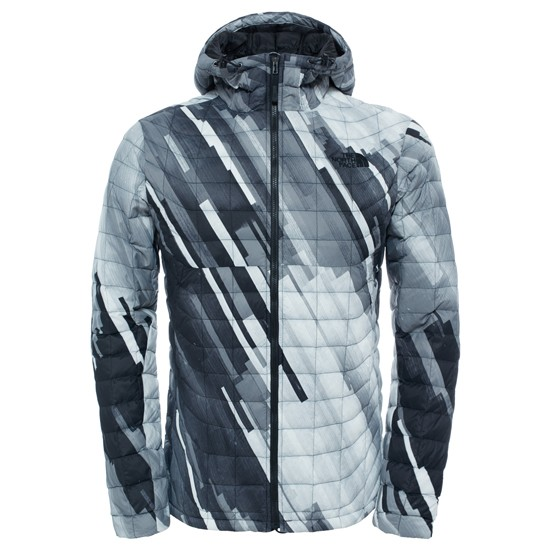 The North Face Thermoball Hoodie - TNF Black/Print