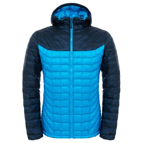The North Face Thermoball Hoodie - Blue Asther/Blue