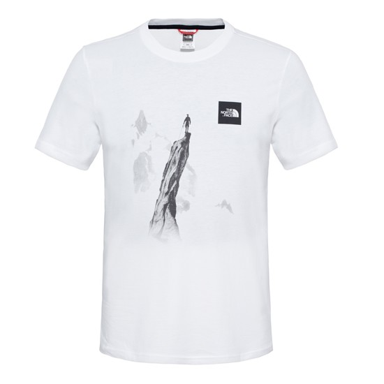 The North Face S/S Week End Tee - TNF White