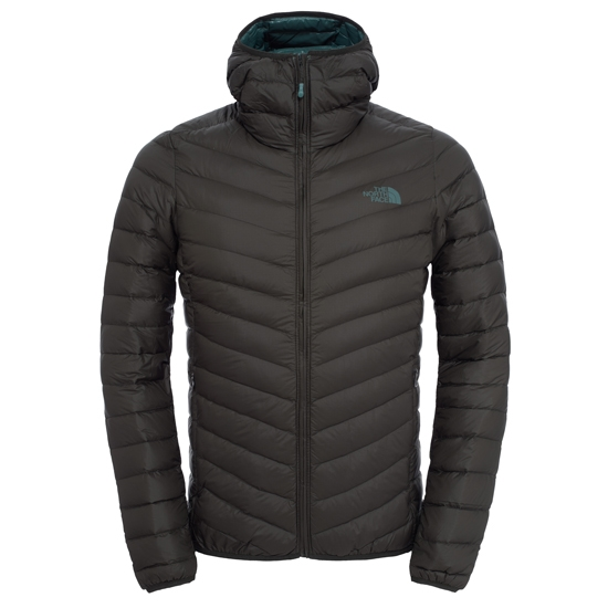 The North Face Jiyu Full Zip Hoodie - Rosin Green
