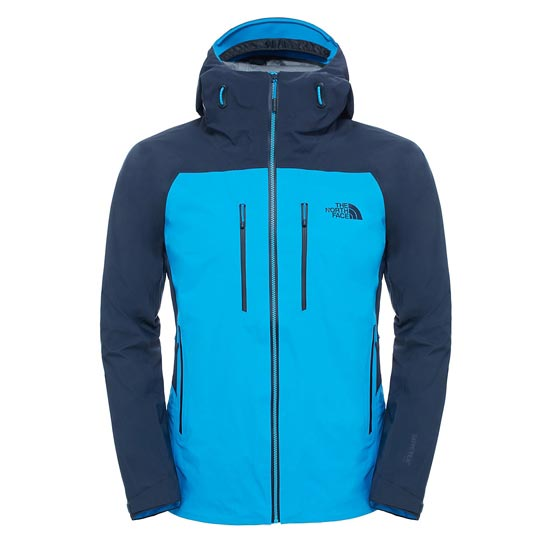 The North Face Dihedral Shell Jacket - Blue Aster/Urban Navy
