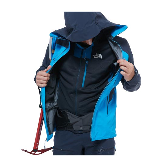The North Face Dihedral Shell Jacket - Photo de détail