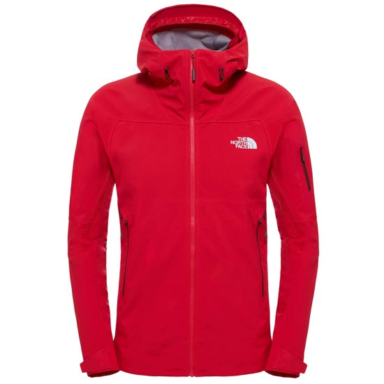 The North Face Steep Ice Jacket - TNF Red