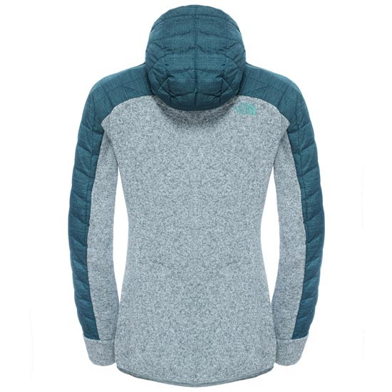 The North Face Thermoball Gordon Lyons Hoodie W - Photo de détail