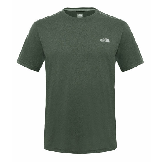 The North Face Reaxion Ampere Crew - Climbing Heather