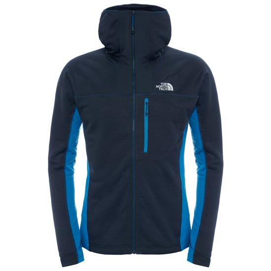 The North Face Super Flux Hoodie Jacket - Urban Navy/Banff Blue