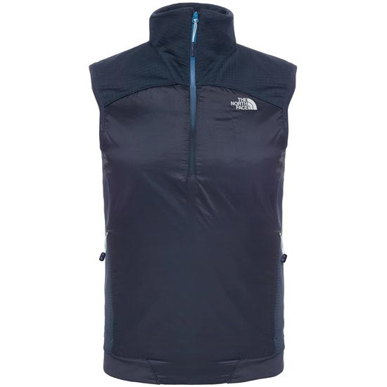 The North Face Kokyu 1/2 Zip Vest - Urban Navy